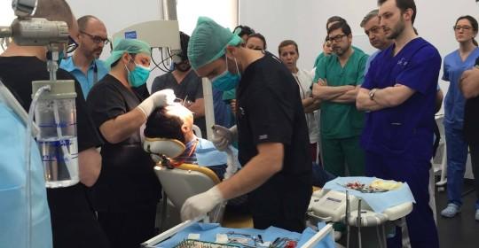 IV Curso de Implantes Dentales impartido por el Dr. Herce y la Dra Quintana